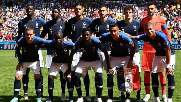 Daftar Pemain Tim Nasional Prancis 2020